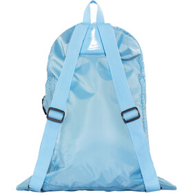 speedo Deluxe Ventilator Mesh Bag L, sky blue